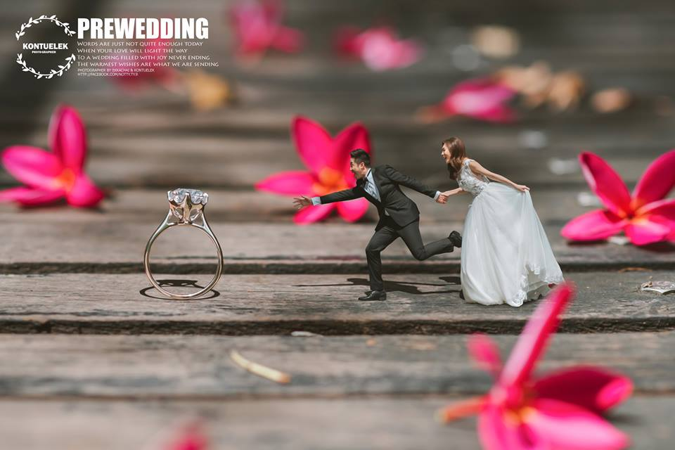 Vượt qua thử thách để kết hôn với cô ấy