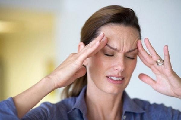 Đau đầu Migraine và thay đổi đậm độ hình ảnh MRI 2