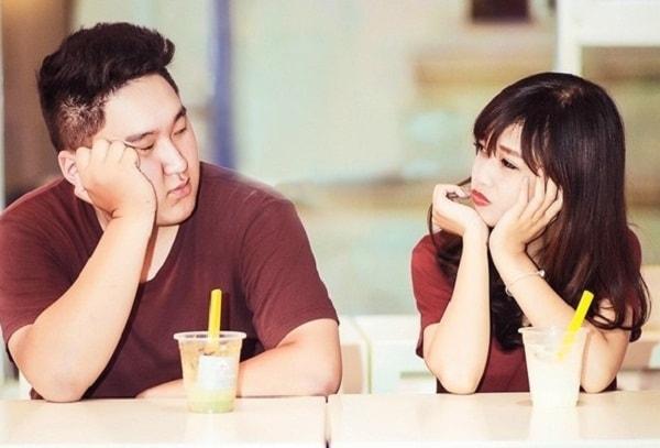 Khi ở bên nhau, anh ấy không còn cảm nhận được cảm xúc tình yêu như trước nữa