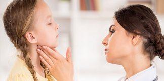 bệnh cường giáp ở trẻ em
