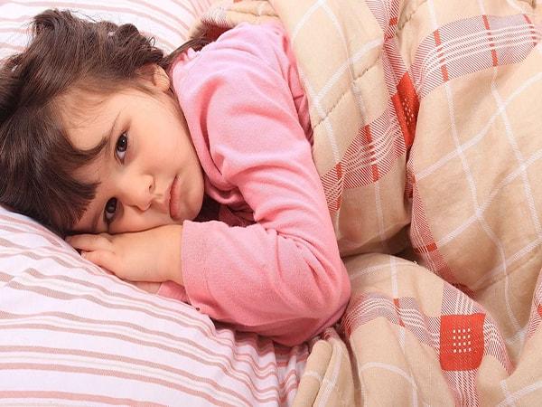 tác hại của việc ngủ không đủ giấc ở trẻ