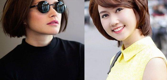 Kinh nghiệm chọn kiểu tóc ngắn phù hợp với khuôn mặt