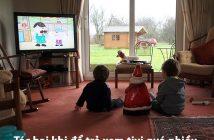 Tác hại khi để trẻ xem tivi quá nhiều