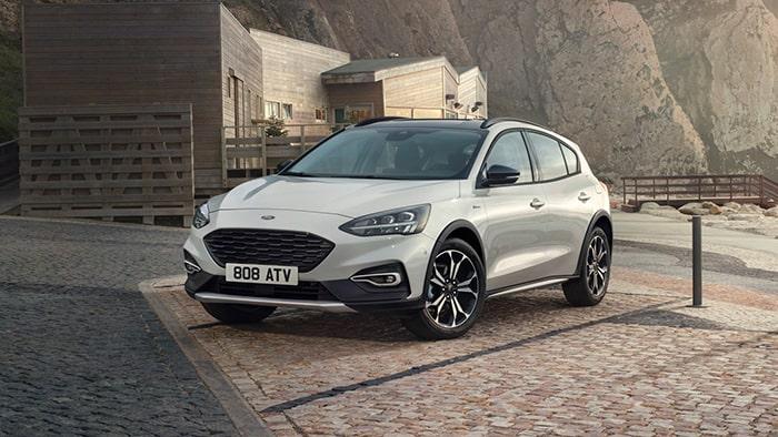 Ford Focus 2019 mang đến một dáng vẻ mới mẻ cùng những tính năng hiện đại