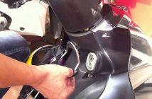 Những khó khăn khi sửa khóa xe máy tại nhà quận Hoàng Mai