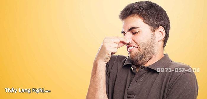Người không hút thuốc sẽ có khướu giác nhanh nhạy hơn những người nghiện thuốc